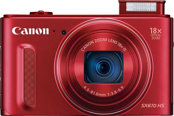 Sony Cyber-shot DSC-WX500 vs Canon PowerShot SX610 HS