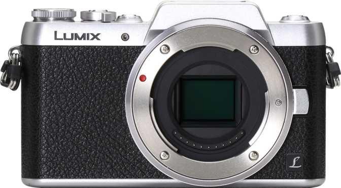 Canon EOS M5 vs Panasonic Lumix DMC-GF7