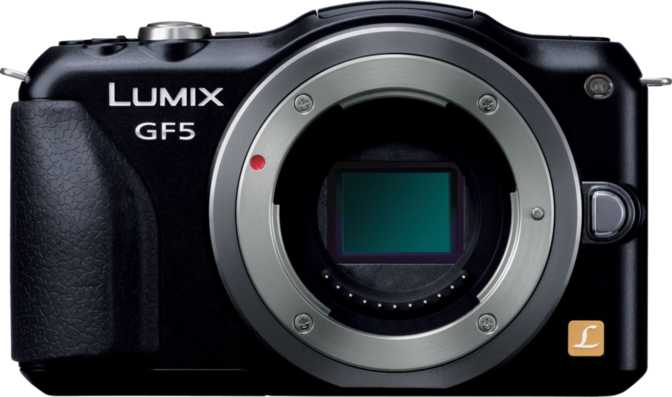 Sony Alpha NEX-F3 vs Panasonic Lumix DMC-GF5