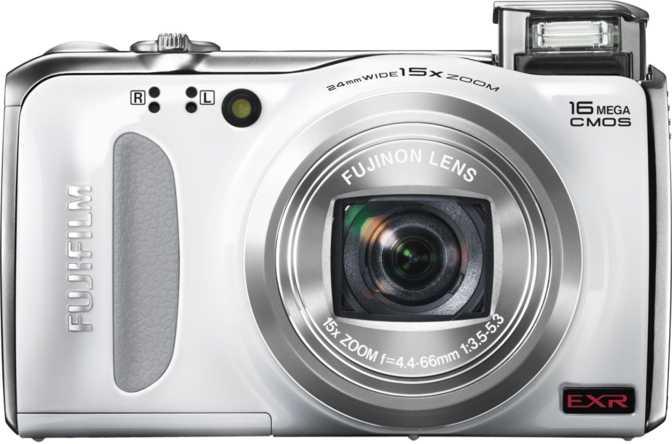 Fujifilm FinePix JZ200 vs Fujifilm FinePix F500EXR
