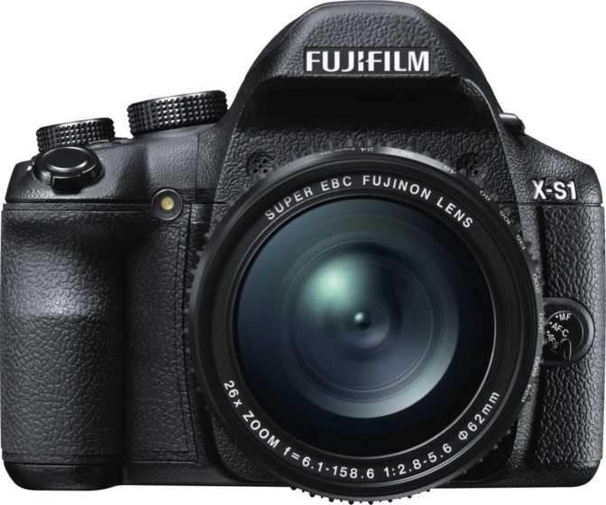 Canon PowerShot A2400 IS vs Fujifilm X-S1