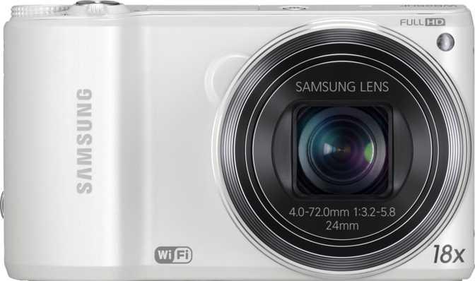 Samsung NX1 vs Samsung WB250F