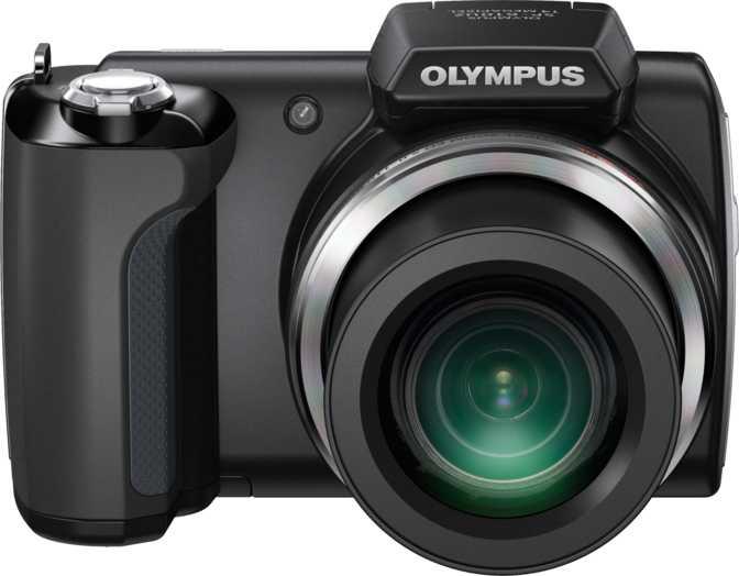 Canon EOS 500D vs Olympus SP-610UZ