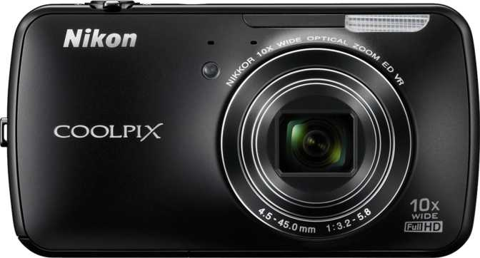 Nikon Coolpix A900 vs Nikon Coolpix S800c