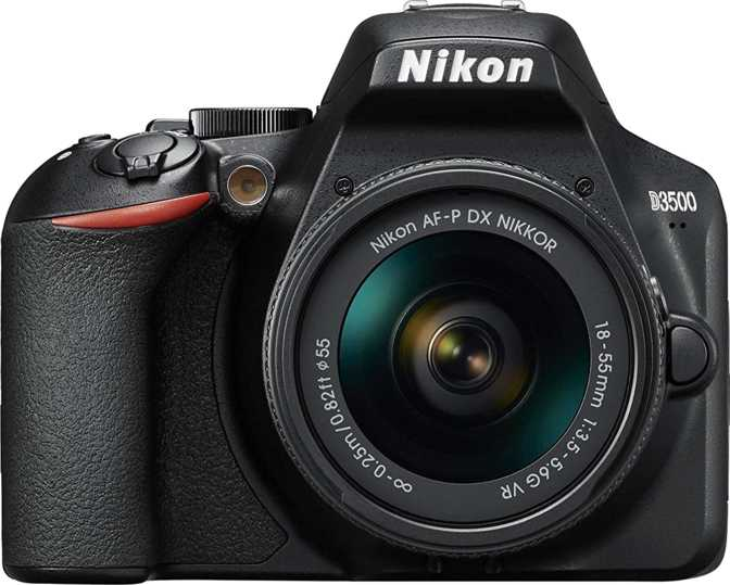 Nikon D3500 vs Canon EOS 700D + Canon EF-S 18-55mm f/3.5-5.6 IS STM