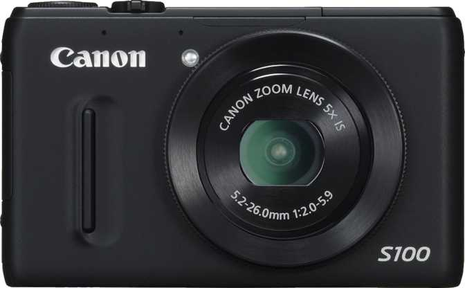Canon PowerShot S100 vs Panasonic Lumix DMC-GH2