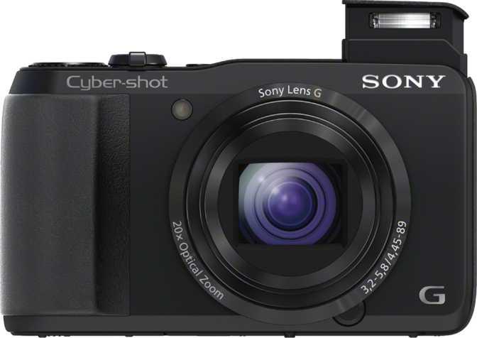 Sony Cyber-shot DSC-WX350 vs Sony Cyber-shot DSC-HX20V