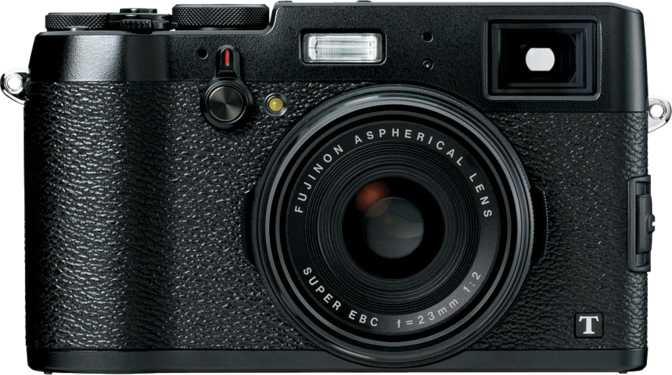 Fujifilm FinePix X100 vs Fujifilm X100T