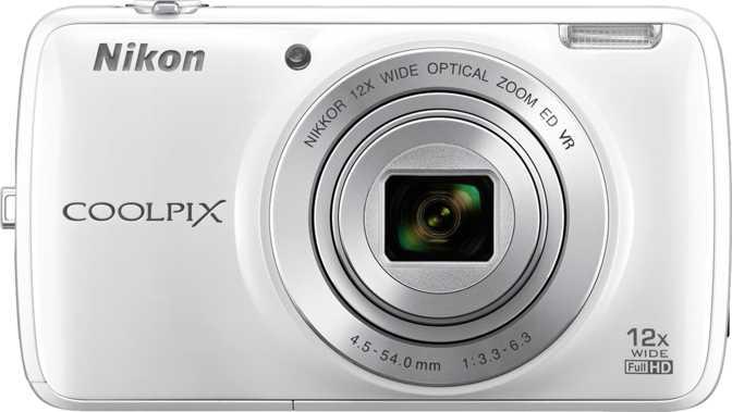 Canon PowerShot A3300 IS vs Nikon Coolpix S810c