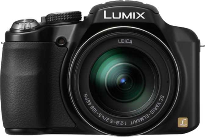 Canon PowerShot A2400 IS vs Panasonic Lumix DMC-FZ60