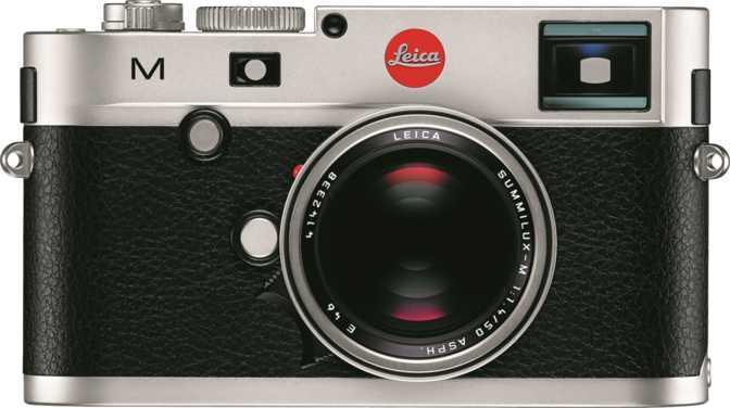 Leica SL2 vs Leica M Typ 240