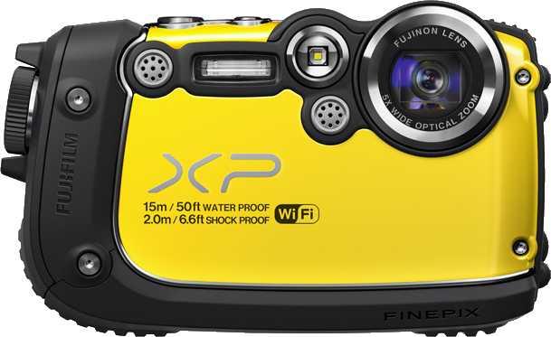 Olympus Tough TG-810 vs Fujifilm FinePix XP200