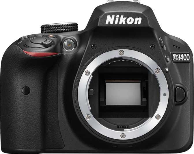 Sony Alpha a7 III vs Nikon D3400