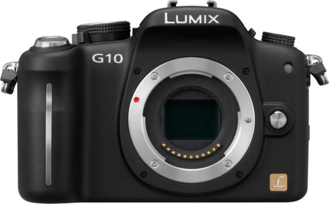 Panasonic Lumix DMC-FZ100 vs Panasonic Lumix DMC-G10