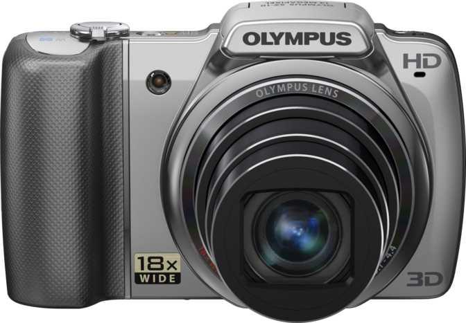 Canon PowerShot SX500 IS vs Olympus SZ-10