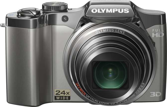 Olympus Tough TG-6 vs Olympus SZ-30MR