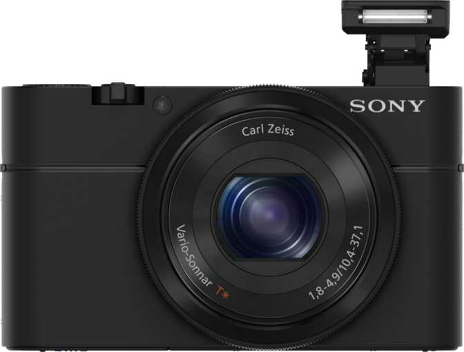 Sony Alpha NEX-5N vs Sony Cyber-shot DSC-RX100