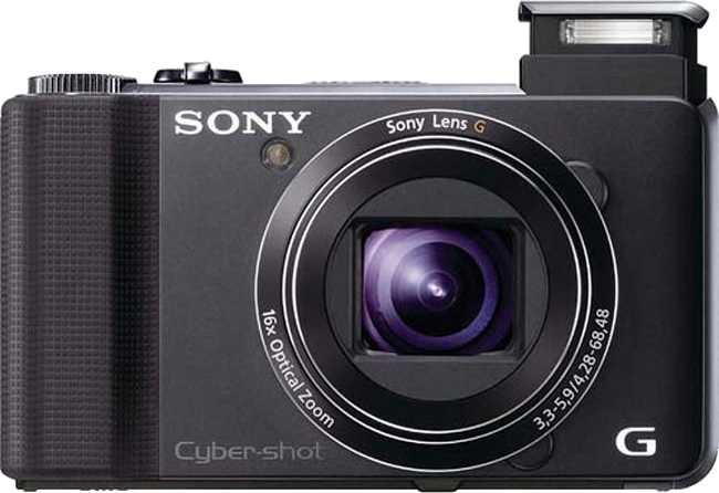 Sony A6000 vs Sony Cyber-shot DSC-HX9V