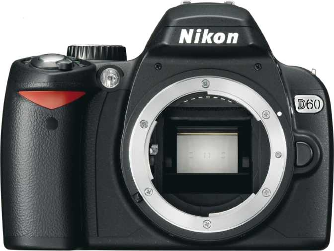 Canon EOS 5D Mark III vs Nikon D60