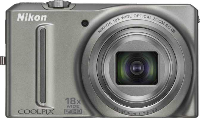 Nikon Coolpix S9100 vs Nikon Coolpix S9700