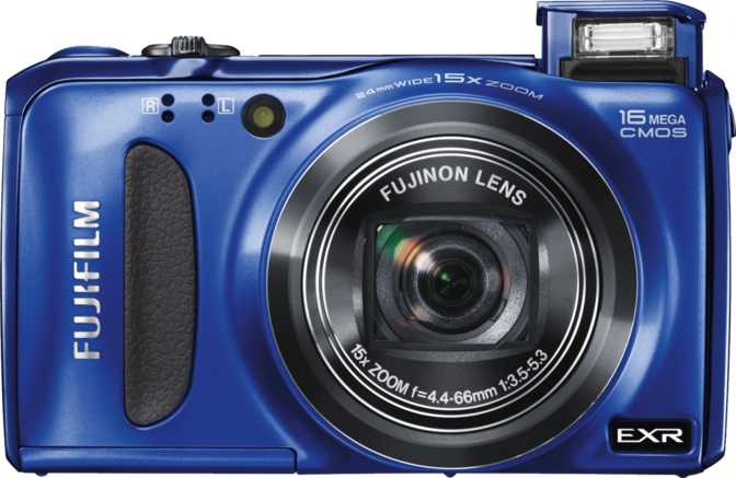 Sony A6000 vs Fujifilm FinePix F660EXR