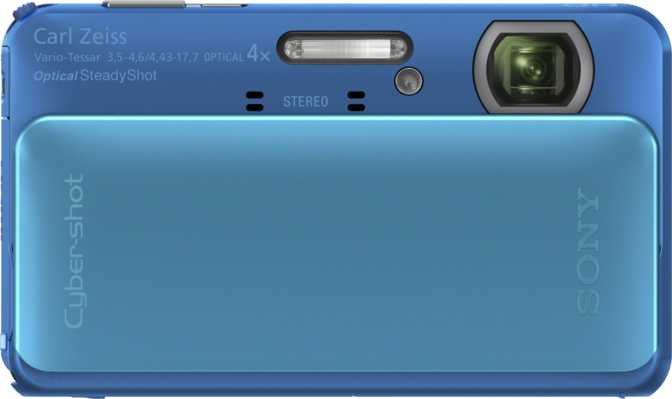 Samsung ST200F vs Sony Cyber-shot DSC-TX20