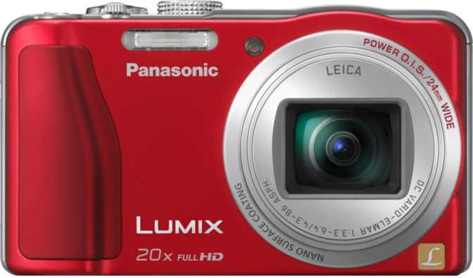 Panasonic Lumix DMC-ZS10 vs Panasonic Lumix DMC-ZS20