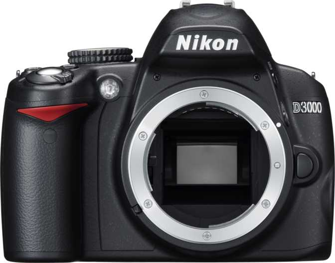 Sony A300 DSLR vs Nikon D3000