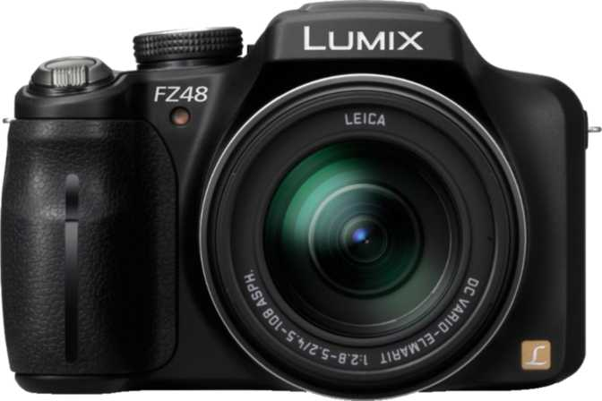 Canon EOS 600D vs Panasonic Lumix DMC-FZ47