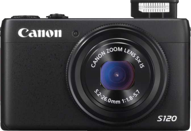 Canon PowerShot S120 vs Panasonic Lumix DMC-LX7