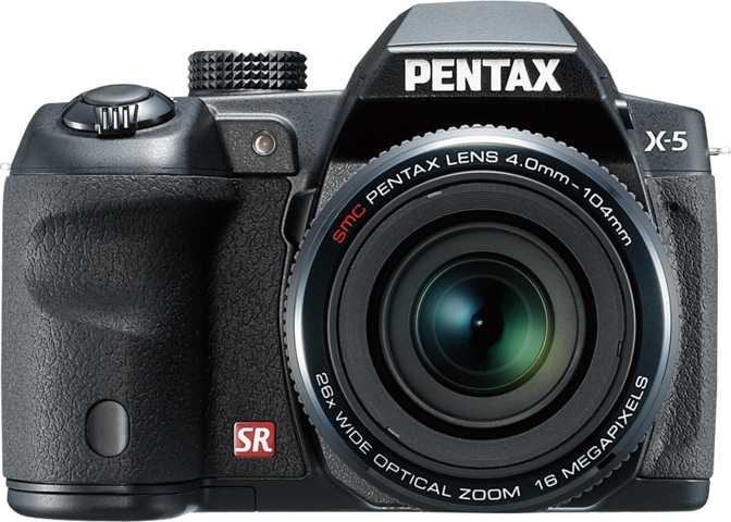 Sony Cyber-shot DSC-HX350 vs Pentax X-5