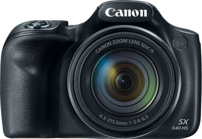 Canon EOS 600D + Canon EF-S 18-135mm f/3.5-5.6 IS vs Canon PowerShot SX540 HS