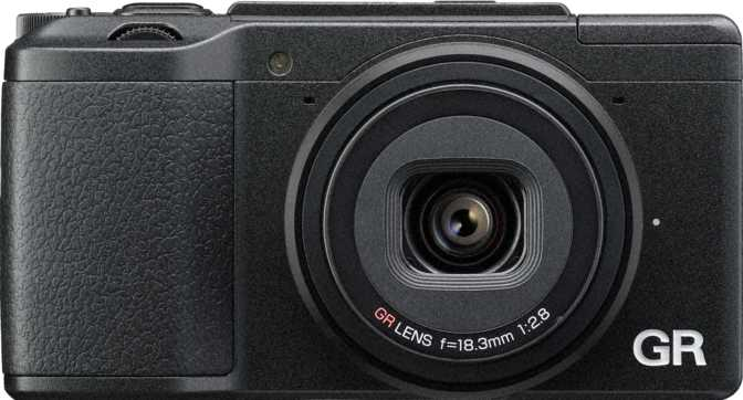 Canon EOS M200 vs Ricoh GR II