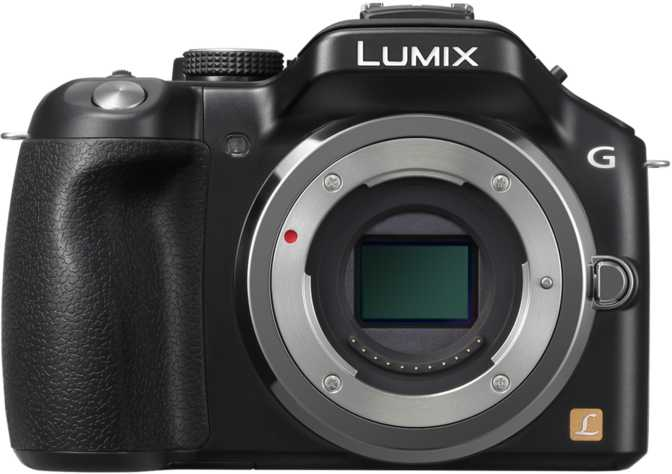 Canon EOS 20D vs Panasonic Lumix DMC-G5