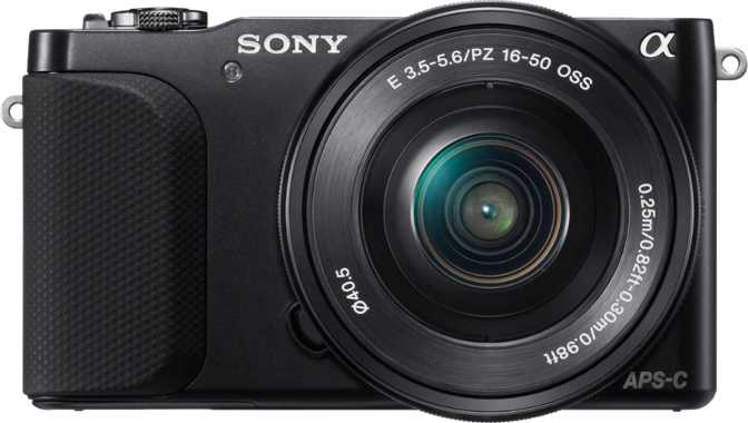 Sony Alpha NEX-5N vs Sony NEX-3N + Sony E 16-50mm