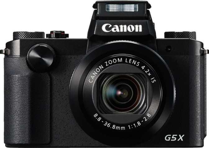 Canon PowerShot G1 X Mark II vs Canon PowerShot G5 X