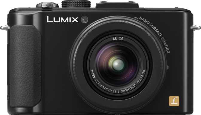 Nikon Coolpix P500 vs Panasonic Lumix DMC-LX7