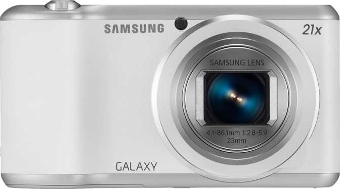 Panasonic Lumix DMC-CM1 vs Samsung Galaxy Camera 2
