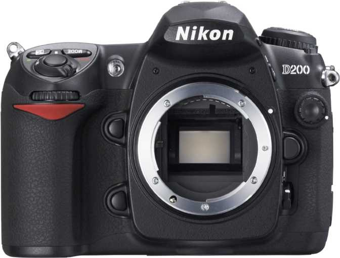 Sony A300 DSLR vs Nikon D200