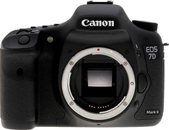 Canon EOS 5D Mark II vs Canon EOS 7D Mark II