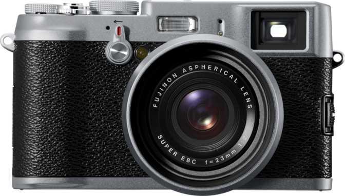 Olympus OM-D E-M1 Mark III vs Fujifilm FinePix X100