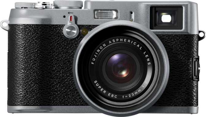 Fujifilm X100F vs Fujifilm FinePix X100