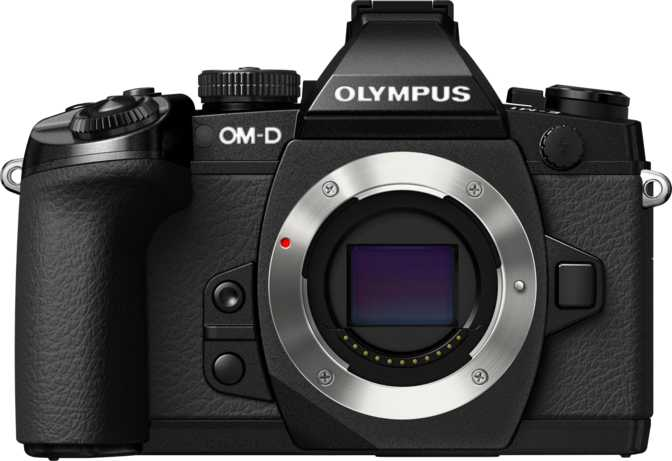 Canon EOS 700D + Canon EF-S 18-55mm f/3.5-5.6 IS STM vs Olympus OM-D E-M1