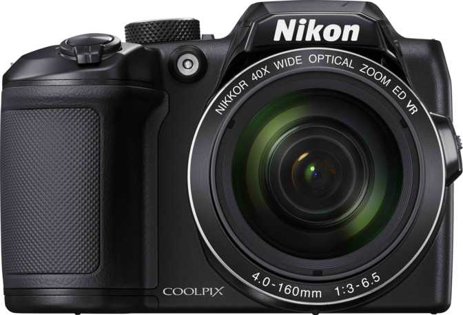 Nikon Coolpix B500 vs Nikon Coolpix L810