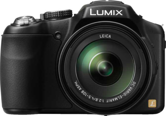 Panasonic Lumix DMC-LZ20 vs Panasonic Lumix DMC-FZ200