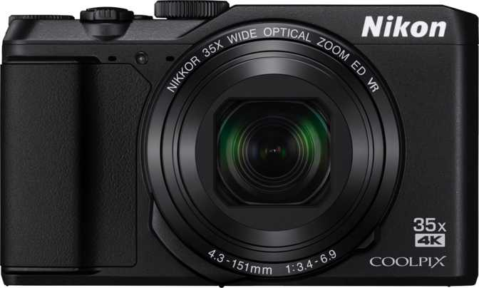 Sony A5100 vs Nikon Coolpix A900