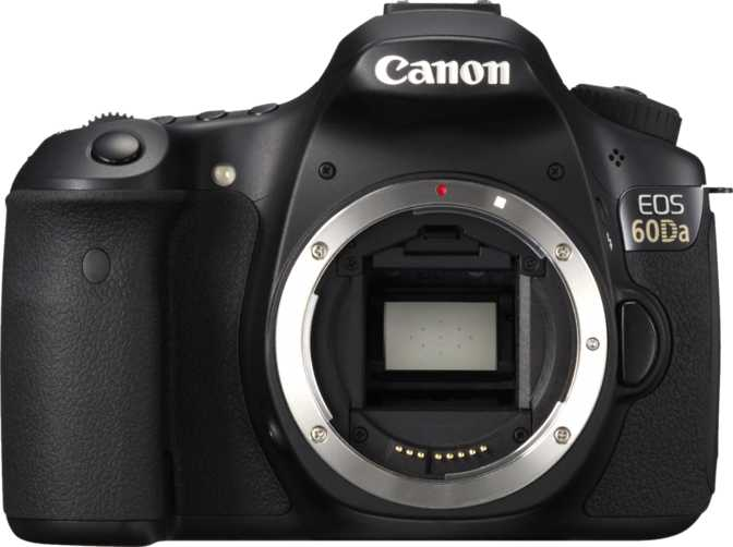 Canon PowerShot A3300 IS vs Canon EOS 60Da