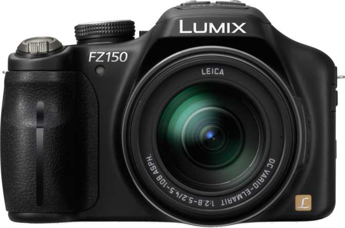 Nikon D4 vs Panasonic Lumix DMC-FZ150