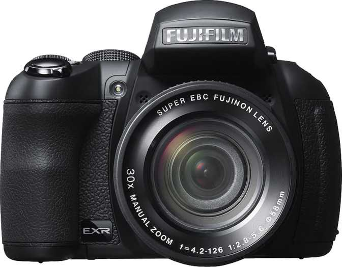 Blackmagic Pocket Cinema Camera vs Fujifilm FinePix HS30EXR