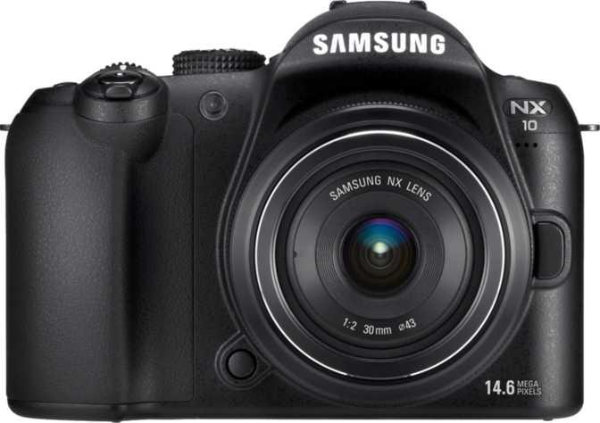 Canon EOS 1100D vs Samsung NX10 + Samsung 30mm NX Pancake